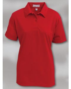 King Louie W5020 Lady Ashton Moisture Management Polo Shirt