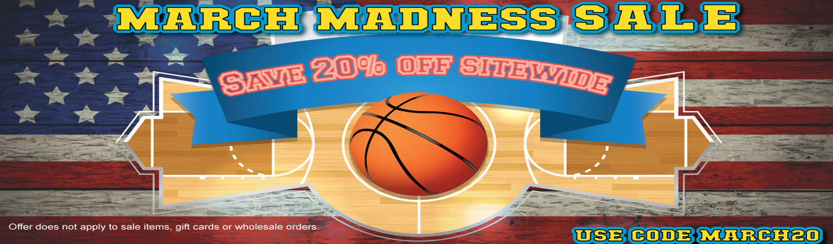 March Madness Sale |All USA Clothing
