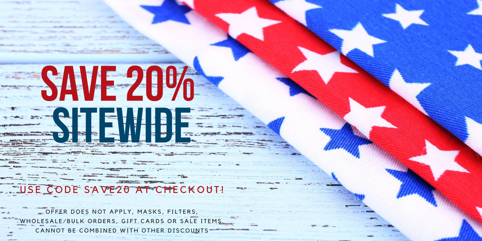 20% OFF SALE 2021 | All USA Clothing