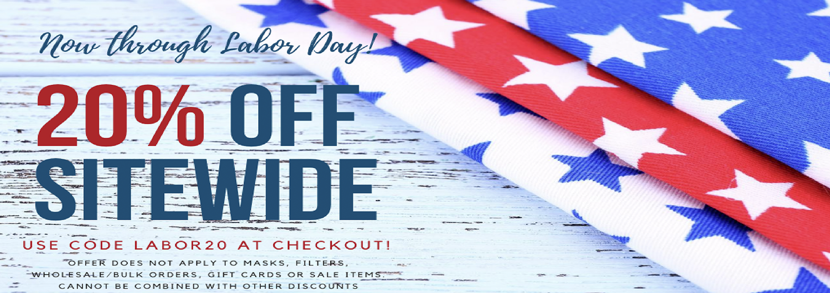 Labor Day Sale | All USA Clothing