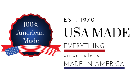 Everything We Sell Is American Made