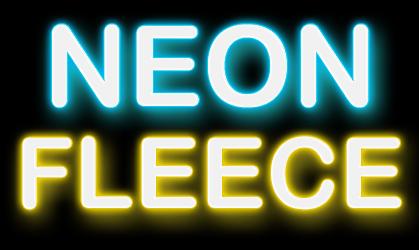 Neon Fleece American Made | All USA Clothing