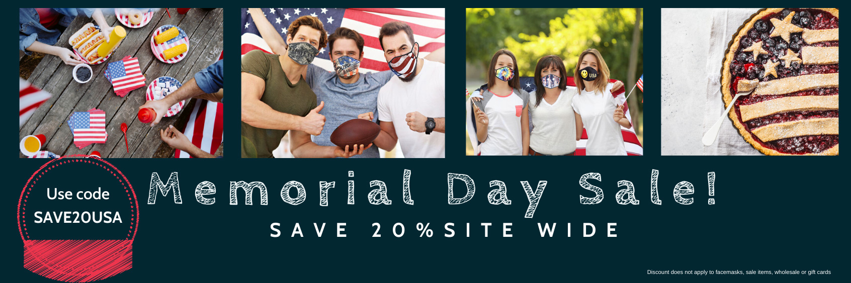 Memorial Day Sale | All USA Clothing