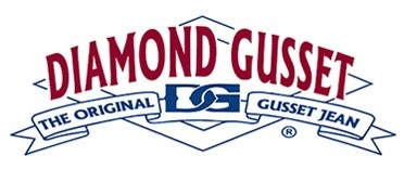 Diamond Gusset USA Made Jeans