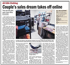 Couples sales dream takes off