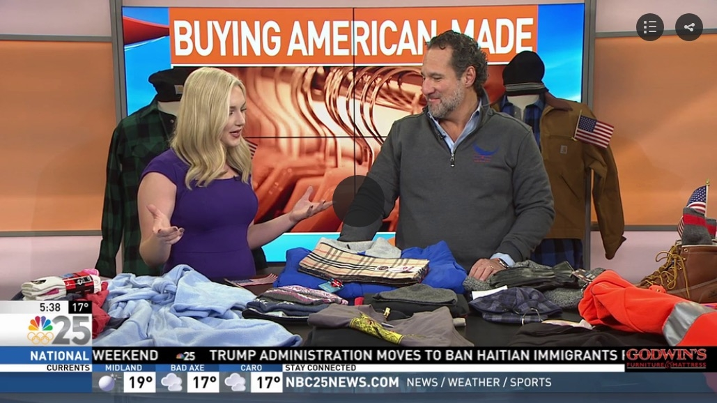 Buying American Made - Flint NBC25